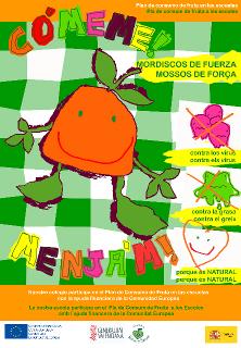 CARTEL A3 fruita