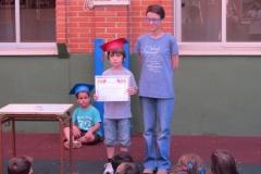 GRADUACIÓ 5 ANYS 2012-15