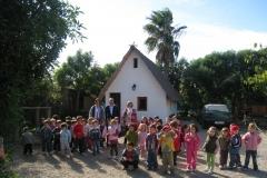 Visita Granja Montoliu